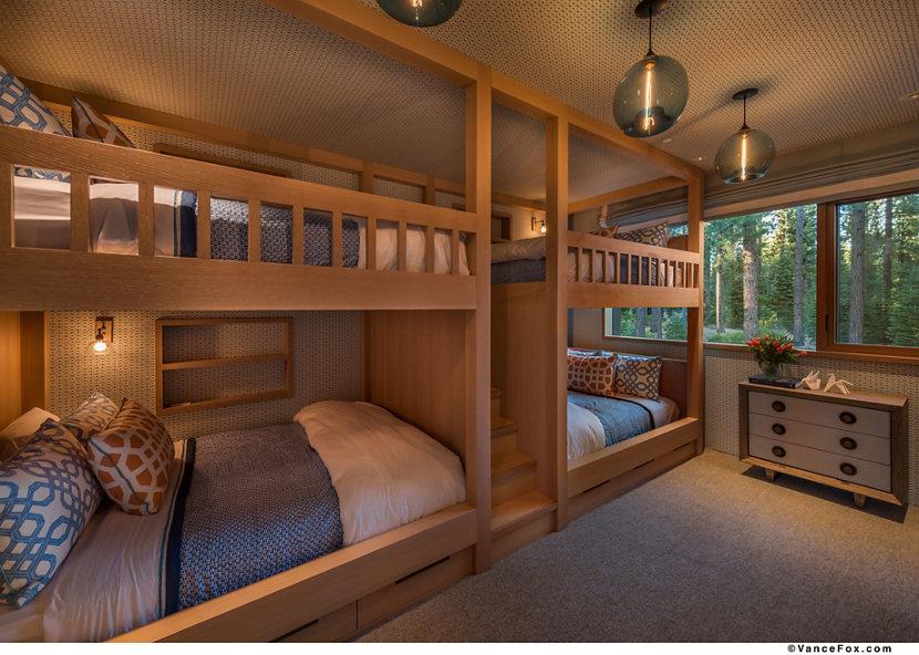 Handmade Pendant Lighting - Martis Camp Lot 168 - Stamen Pendant - Niche Modern