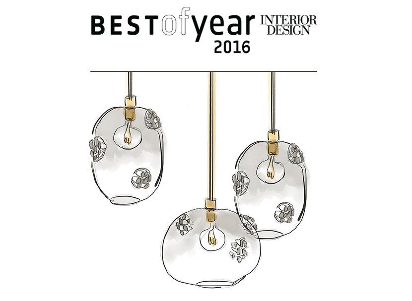 Vote Niche Pendant Lighting for Interior Design Best of Year Awards