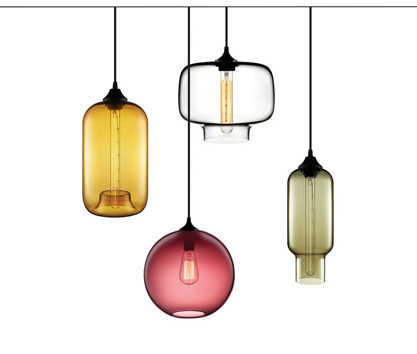 Last Chance to Take 20% Off Glass Pendant Lighting