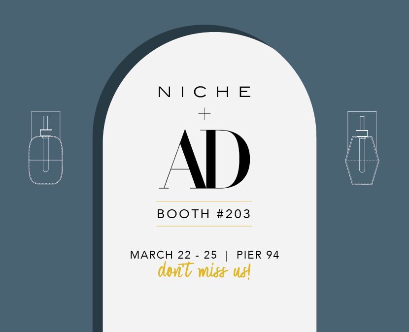 Visit Niche at the Architectural Digest Design Show