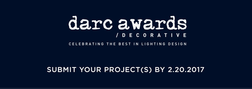 Submit Your Design Projects to the Darc Awards
