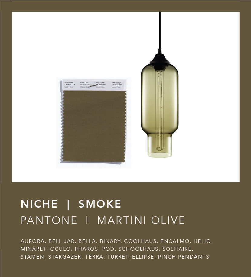 Pantone Fall 2018 Color Trend Report - Martini Olive Smoke