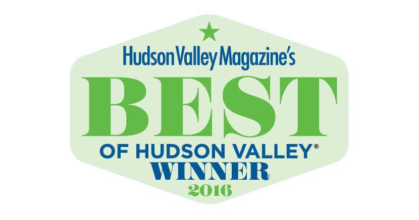 Niche Named Best Lighting by Hudson Valley Magazine