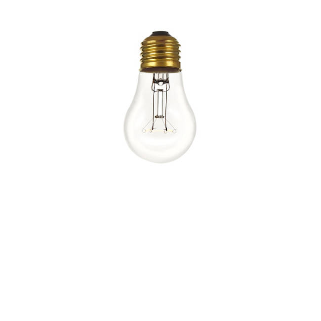 4 x A15 Filament Bulbs