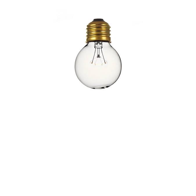 G19 Filament Globe Bulb 120v