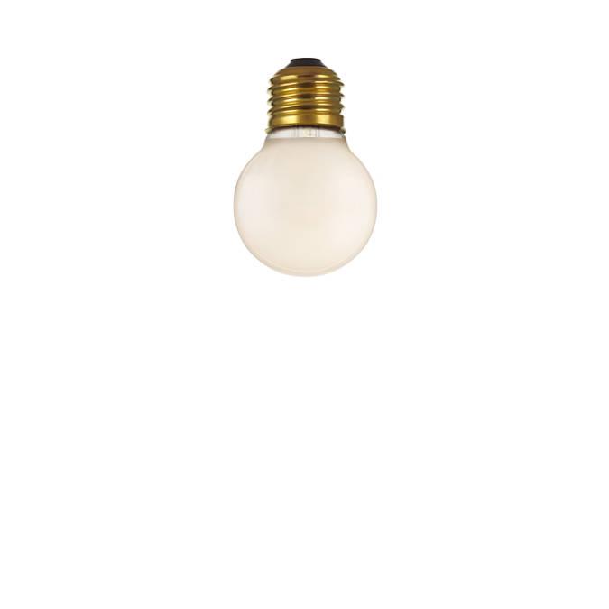 G19 Frosted Globe Bulb (120v)