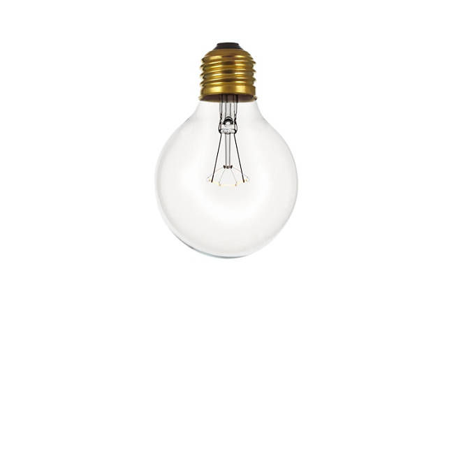 Incandescent Small Globe Bulb