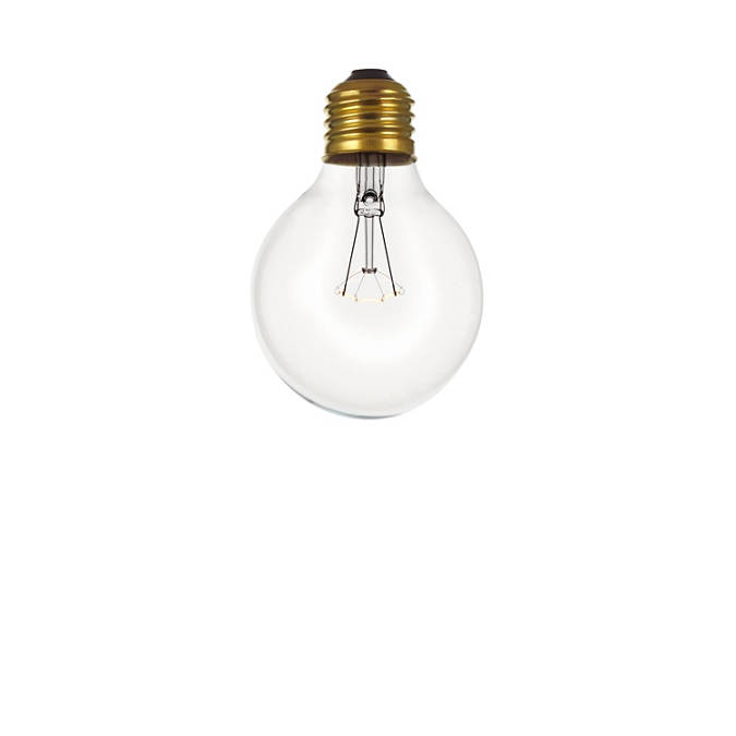 Incandescent Small Globe Bulb (120V)