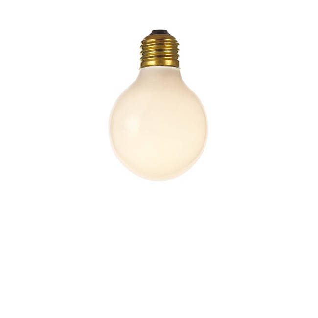 Incandescent Small Globe Bulb Frosted