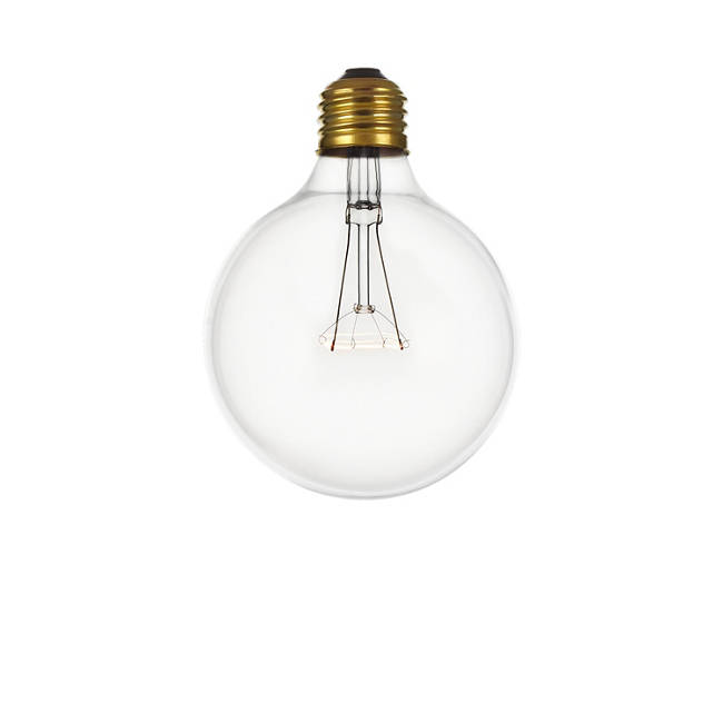 Incandescent Large Globe Bulb