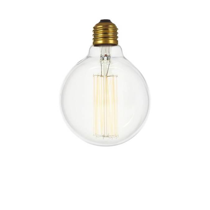 Incandescent Vintage Globe Bulb (120/240v)