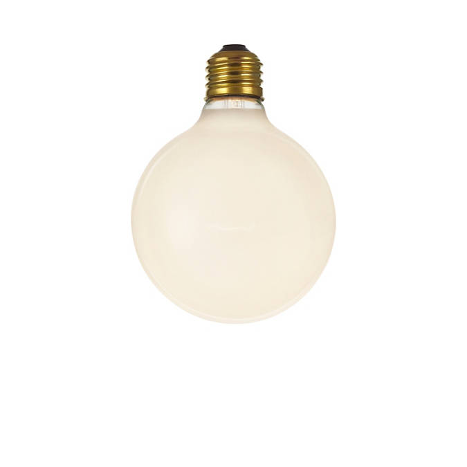 Incandescent Vintage Globe Frosted Bulb (120/240V)