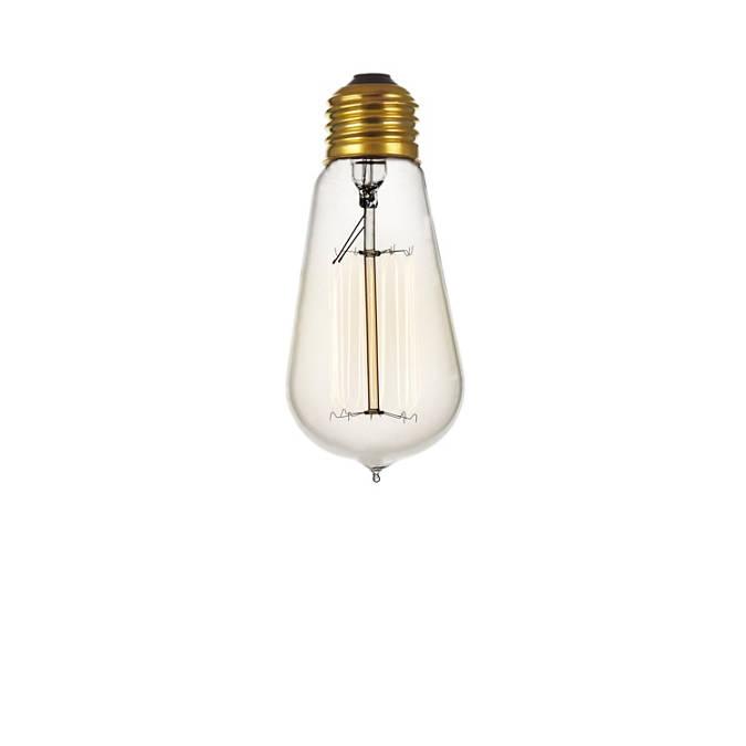 Incandescent Edison Bulb (120V)