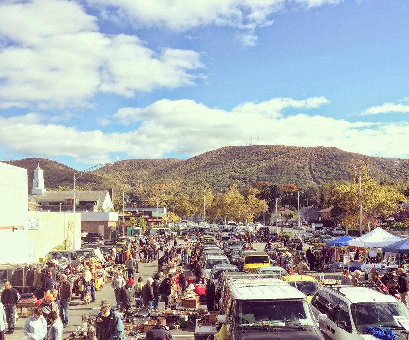 5 Things to Do in Beacon this September, Beacon Flea Market