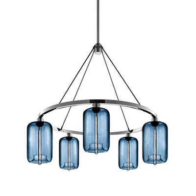 mydomaine includes modern chandelier in best new decor at the