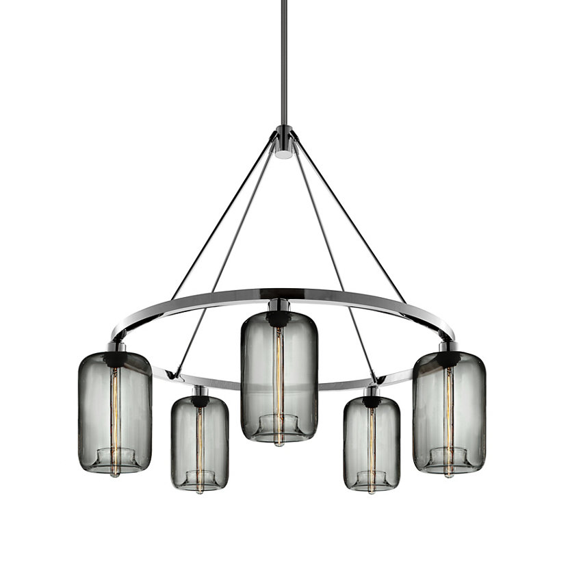 Pod Modern Chandelier Lighting