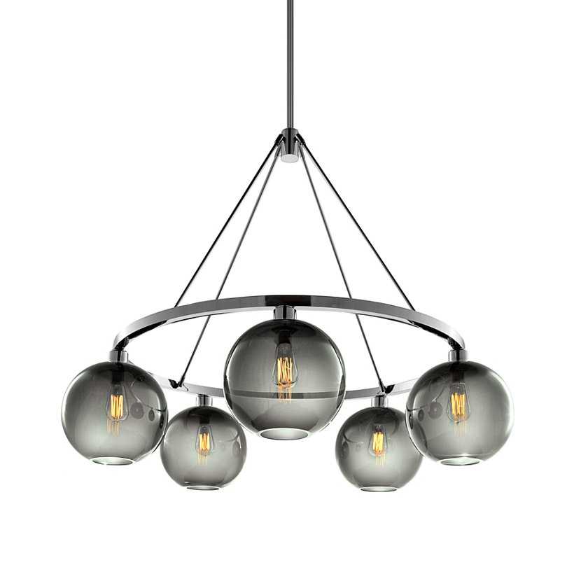 How to calculate overall height for your solitaire or pod chandelier hanging a solitaire or pod modern chandelier sounds like a daunting process right we want to make sure that you get it right the first time aloadofball Images
