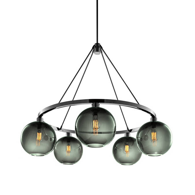 sola 36 chandelier 36 modern chandelier collection options