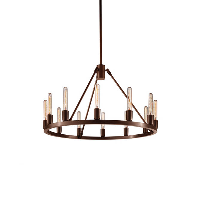Spark 48 modern chandelier spark 24 modern chandelier aloadofball Image collections