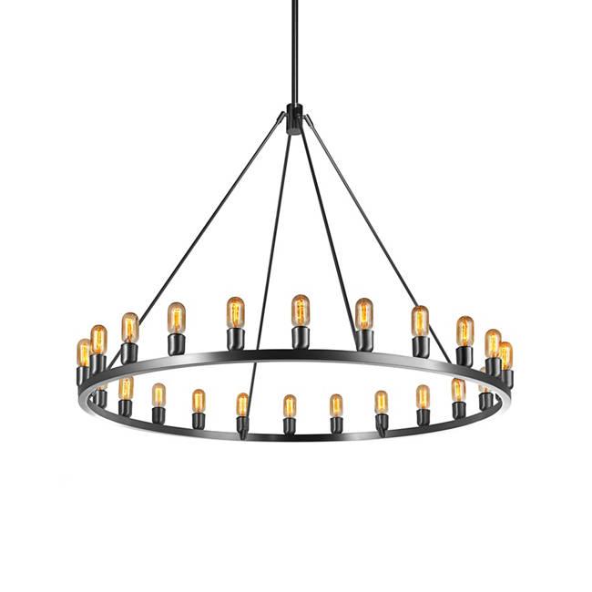 spark 60 modern chandelier