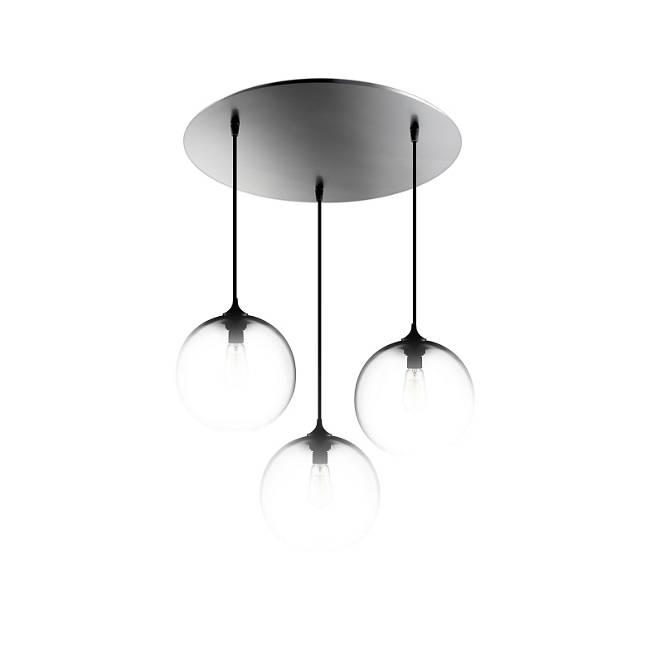 Circular 3 Modern Chandelier