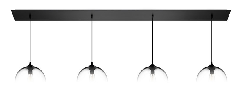 linear metal modern lighting canopy  sc 1 st  Niche Modern & How to Customize a Lighting Canopy azcodes.com