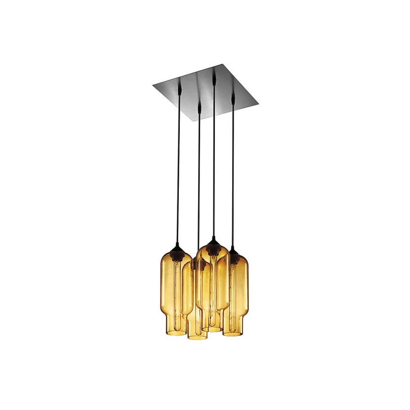 pack metal modern lighting canopy