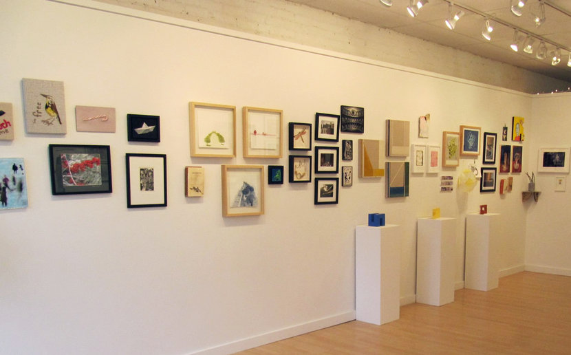 Catalyst Gallery in Beacon, New York