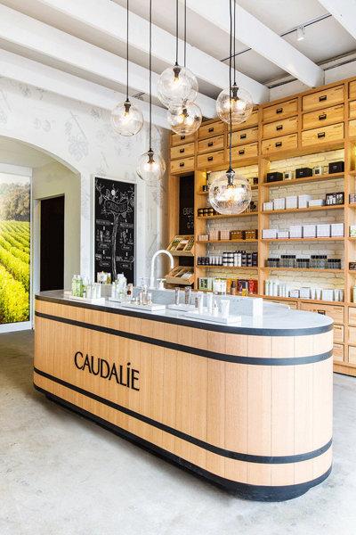 Caudalie Retail Store