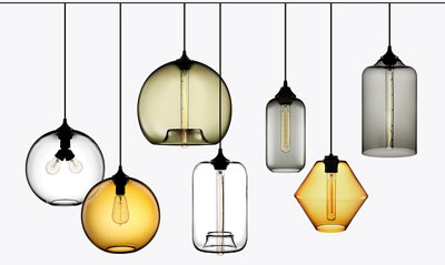 Pick Your Modern Pendant Lighting