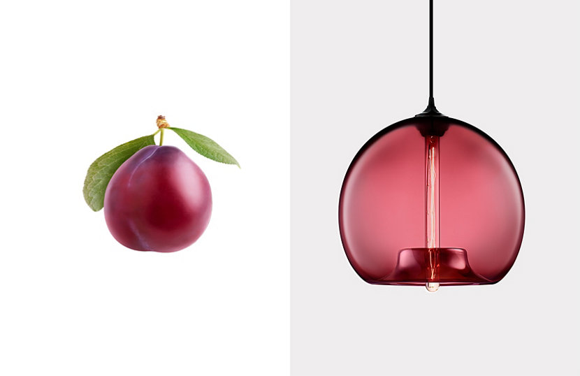 Plum Pendant Lighting