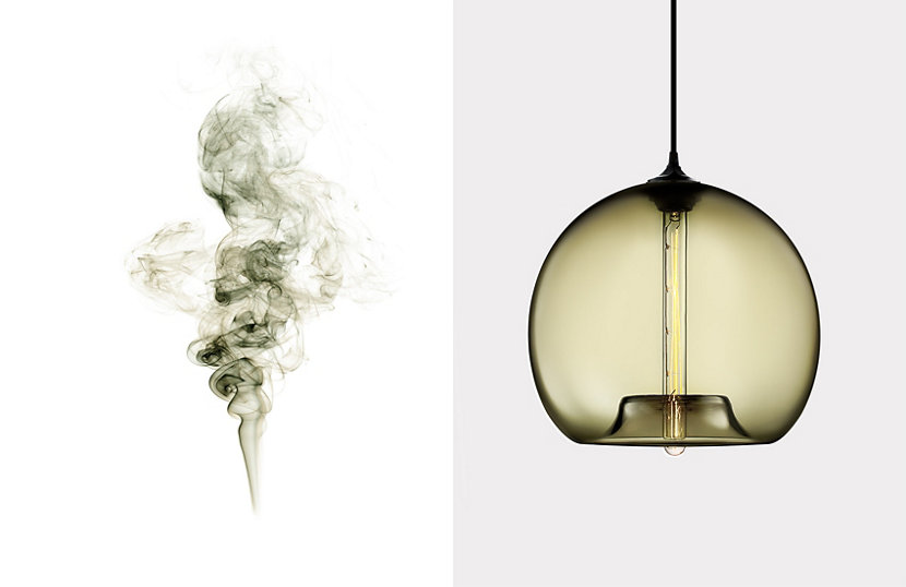 Smoke Pendant Lighting