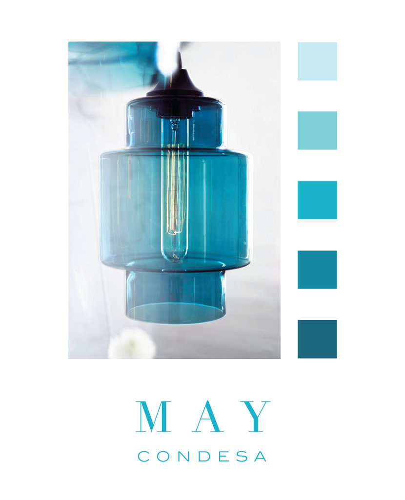 Color of the Month - May - Condesa