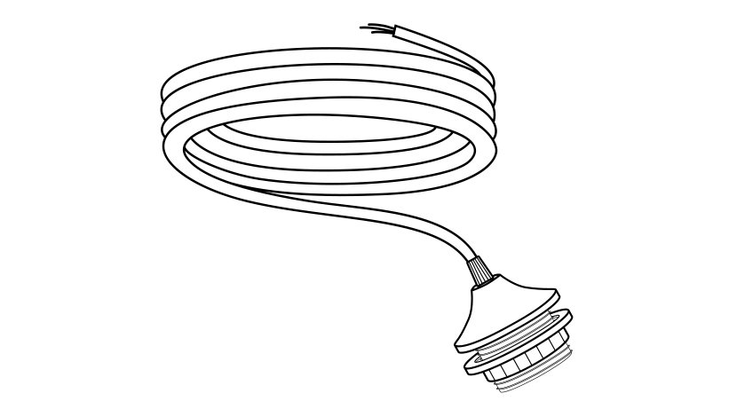 Modern Lighting Cord Set