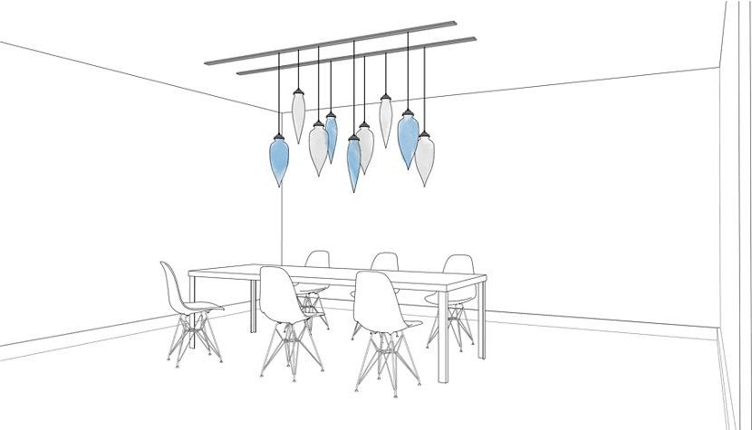 Does Each Modern Pendant Light Need An Individual Junction