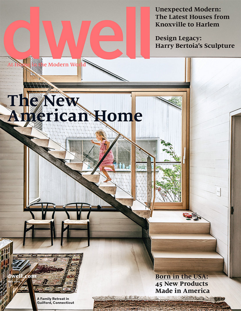 Dwell Magazine May 2015 cover