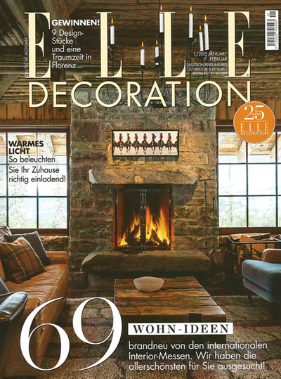 Elle Decor Germany cover image