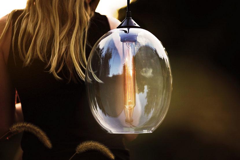 The Ellipse Modern Pendant Light