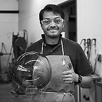 Handmade Pendant Lighting Team Member - Anthony