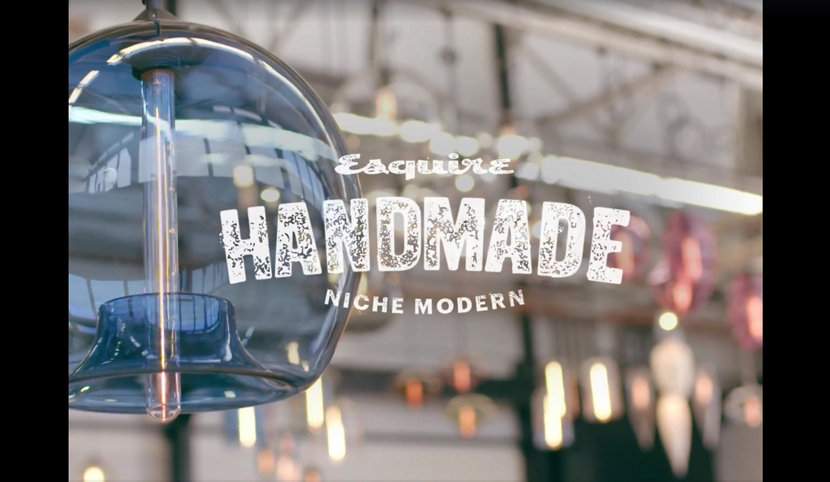 Esquire Captures Glass-Blowing at Niche