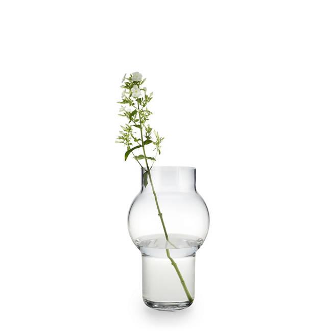 Boa Modern Gl Vase on