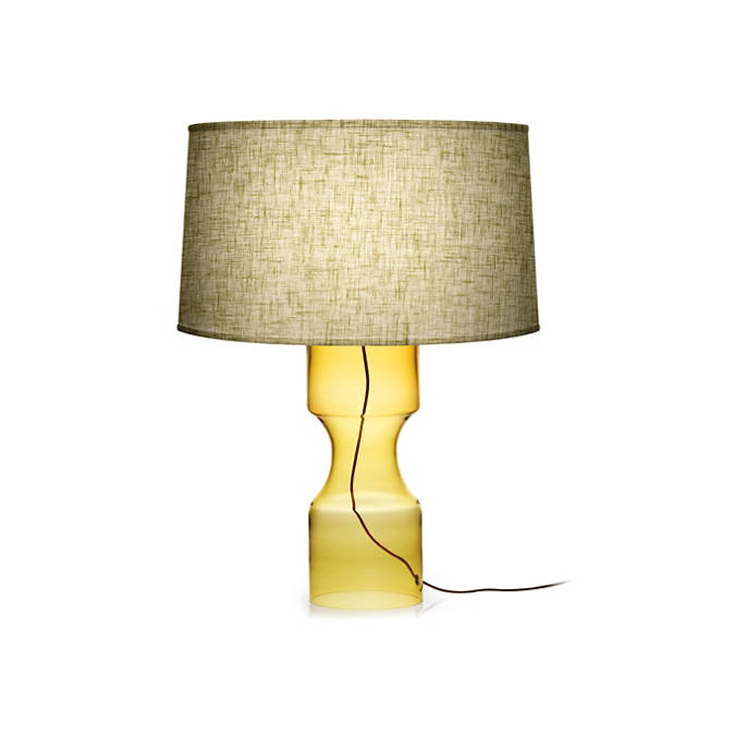 Constrictor Collection. Trumpette Modern Table Lamp