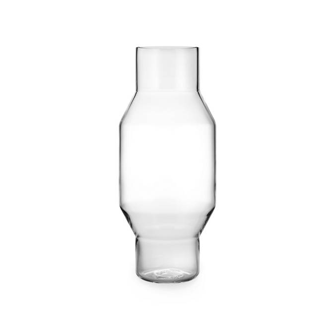 Stamen Modern Gl Vase on