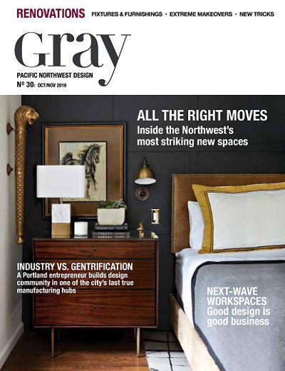 Issue Number 30 of Gray Magazine