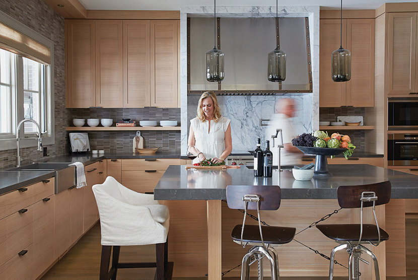 kitchen island pendant lighting adds to an interior s welcoming