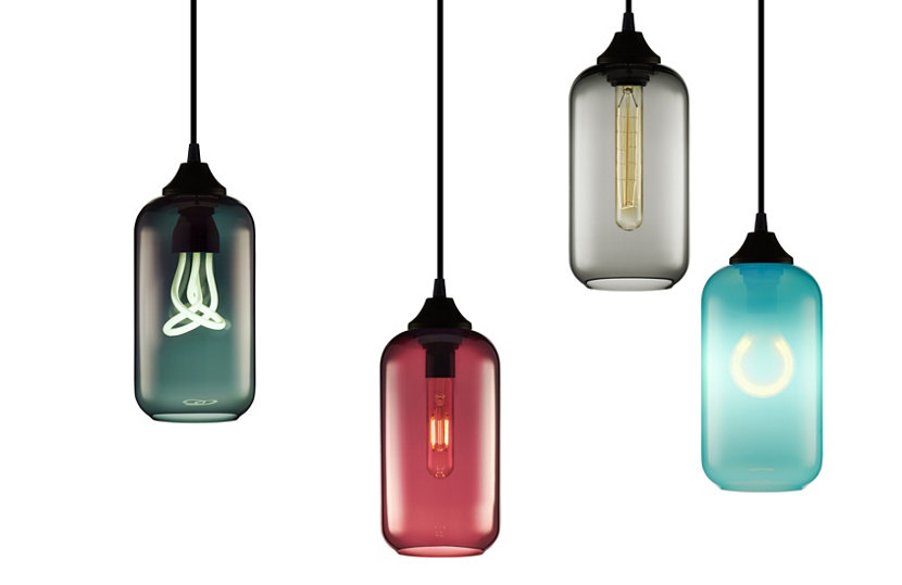 Pendant Lights That Use Led And Cfl Bulbs