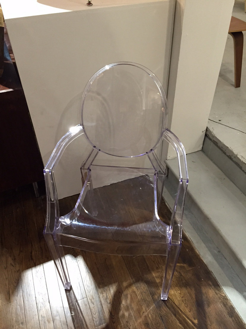 Kartell Louis Ghost Chair knock off