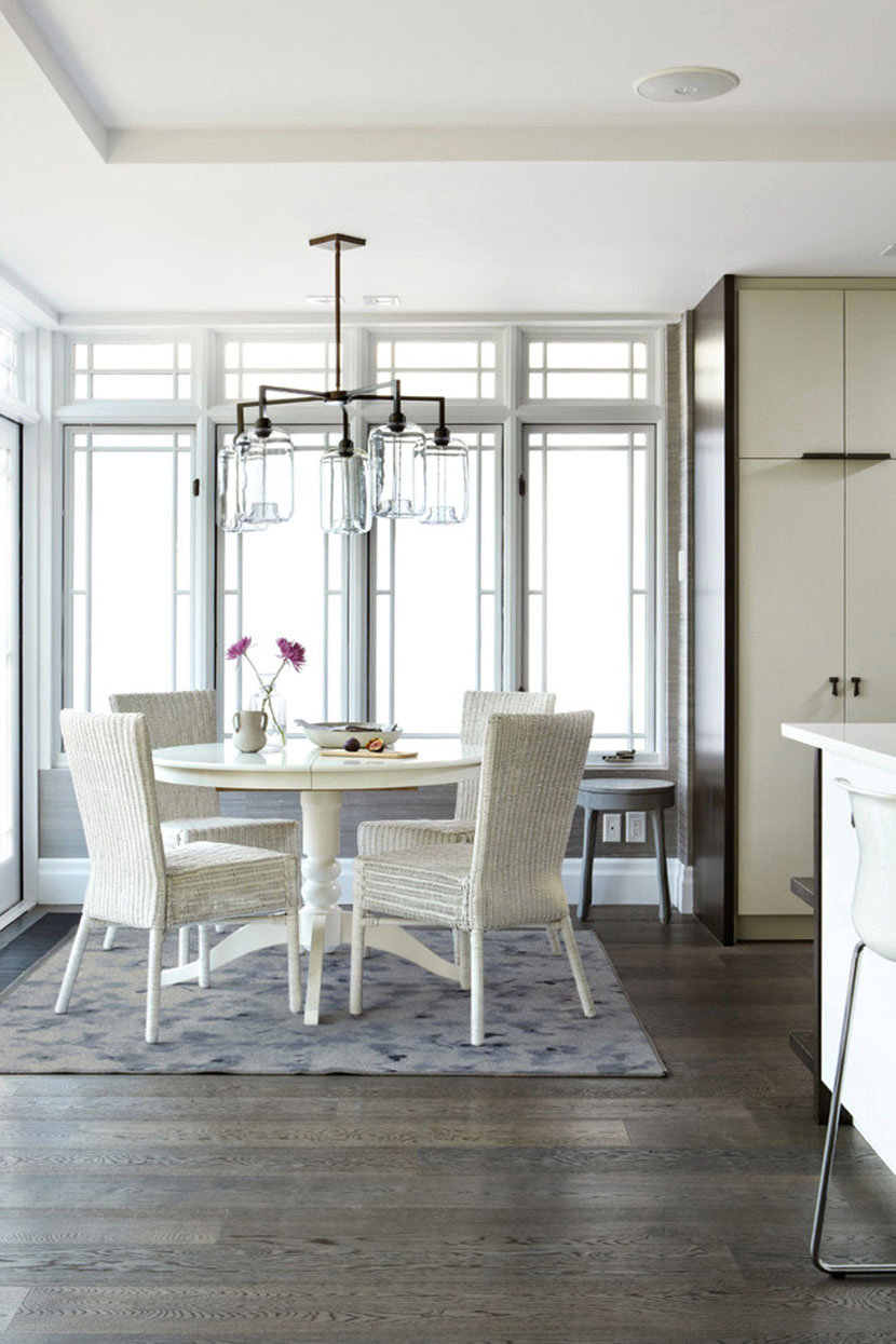 Modern Chandelier Lighting, Kitchen Table