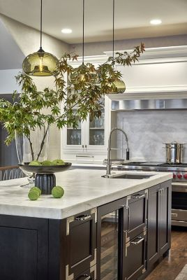 Handmade Kitchen Island Pendant Lights Add To Chicago Home S Charm
