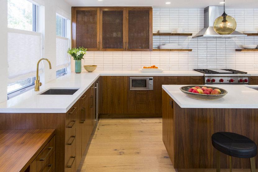 Amber Modern Kitchen Island Pendant Lights